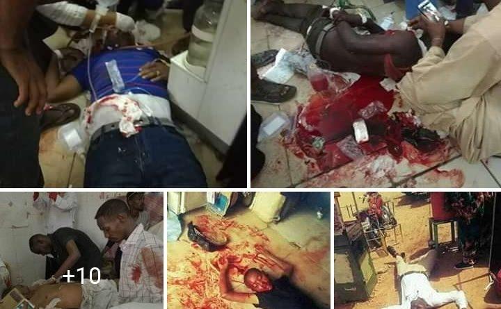 """""""جهر أونلاين"""" تحاور الأستاذ عثمان حسن صالح : القضاء يواصل النظر فى جريمة أحداث الأبيض"""